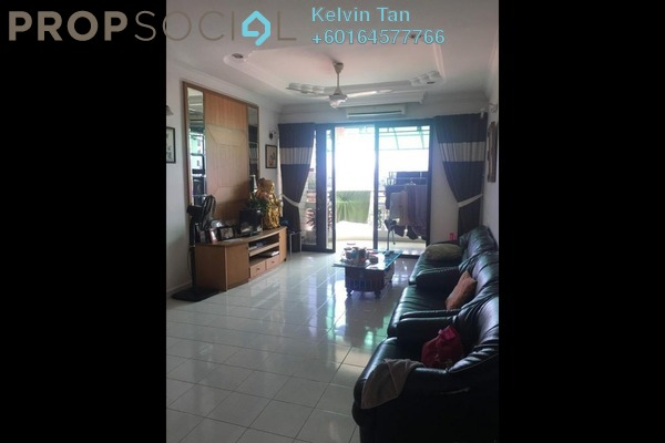Condominium For Sale in Indahria Apartment, Shah Alam Freehold Semi Furnished 3R/2B 750k