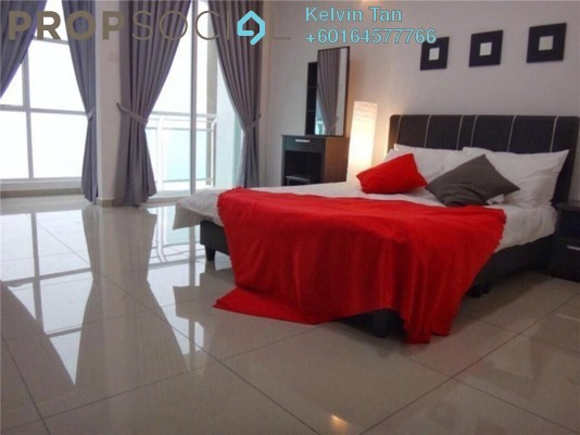 Condominium For Sale in Shineville Park, Farlim Freehold Fully Furnished 4R/2B 598k