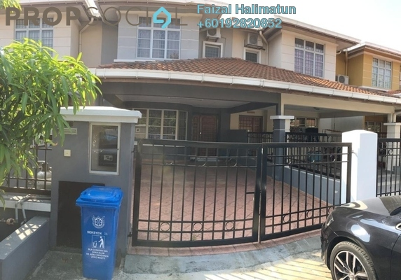 Terrace For Sale in Desa Latania, Shah Alam Freehold Semi Furnished 4R/3B 510k