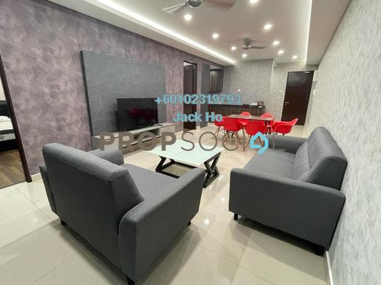 Condominium For Rent in Symphony Tower, Balakong Freehold Fully Furnished 3R/2B 2.3k