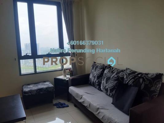 Condominium For Sale in Solstice @ Pan'gaea, Cyberjaya Freehold Fully Furnished 1R/1B 300k