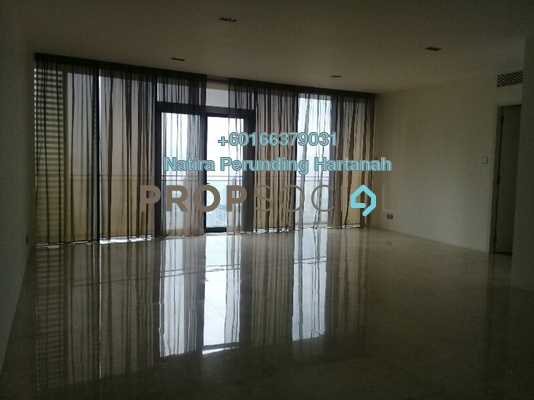 Condominium For Sale in K Residence, KLCC Freehold Semi Furnished 4R/4B 3.05m