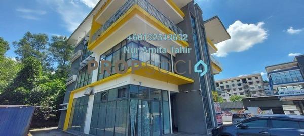 Office For Rent in Section 8, Kota Damansara Freehold Unfurnished 0R/0B 4k