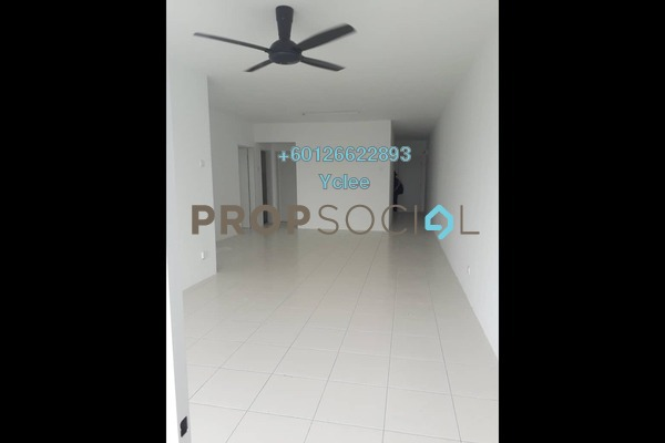 Apartment For Rent in PPA1M Bukit Jalil, Bukit Jalil Freehold Unfurnished 3R/2B 1.2k