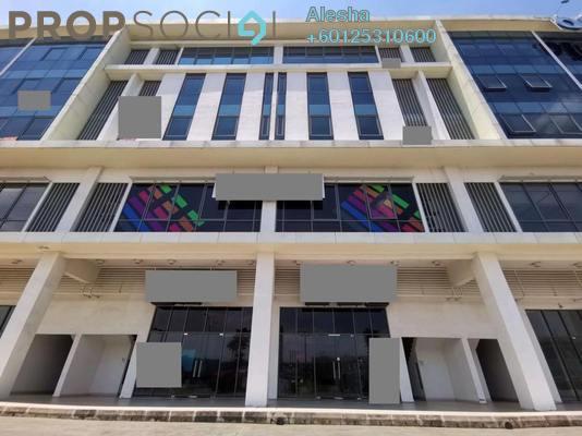 Office For Sale in Da Men, UEP Subang Jaya Freehold Unfurnished 0R/0B 700k