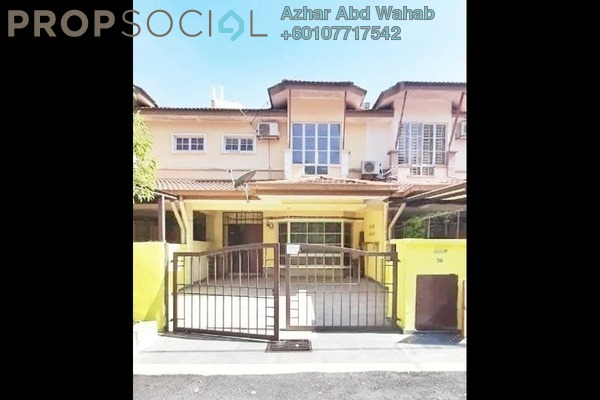Terrace For Sale in Taman Impian Putra, Bandar Seri Putra Freehold Unfurnished 4R/3B 480k
