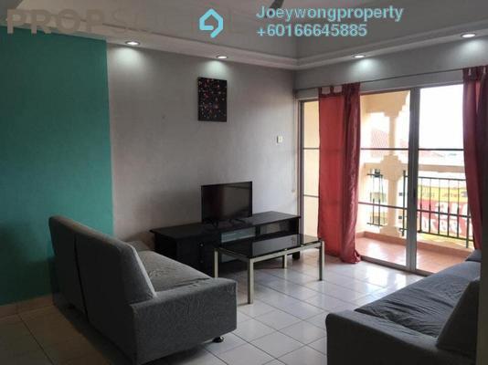 Condominium For Rent in La Vista, Bandar Puchong Jaya Freehold Fully Furnished 4R/3B 1.4k