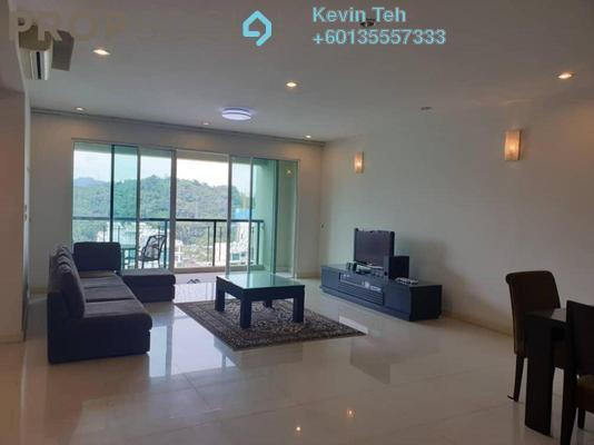 Condominium For Rent in Mont Kiara Banyan, Mont Kiara Freehold Semi Furnished 3R/3B 6k