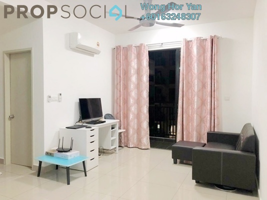 Serviced Residence For Rent in The Nest Residences, Old Klang Road Freehold Fully Furnished 2R/2B 1.6k