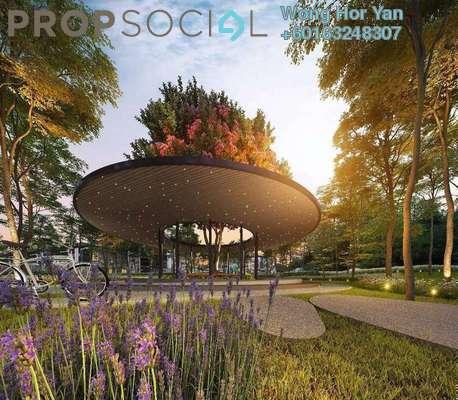 Semi-Detached For Sale in Jade Hills, Kajang Freehold Unfurnished 4R/3B 1.23m