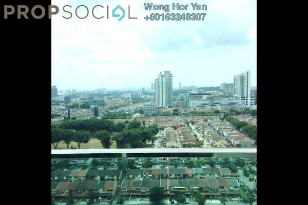Serviced Residence For Sale in Glomac Damansara, TTDI Freehold Semi Furnished 2R/2B 800k