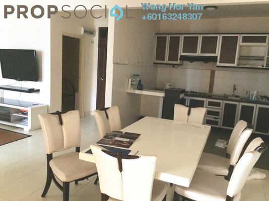 Condominium For Sale in Villa Park, Seri Kembangan Freehold Fully Furnished 3R/2B 350k