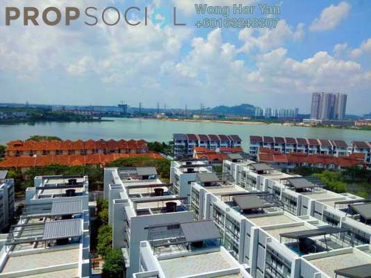 Serviced Residence For Sale in Elevia Residences, Bandar Puchong Utama Freehold Unfurnished 3R/2B 415k