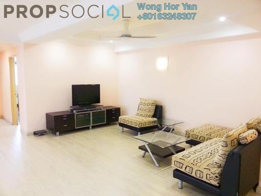 Condominium For Sale in Prima Duta, Dutamas Freehold Semi Furnished 3R/3B 555k