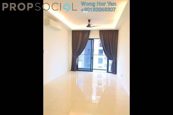 Serviced Residence For Sale in SkyLuxe On The Park, Bukit Jalil Freehold Semi Furnished 3R/2B 860k