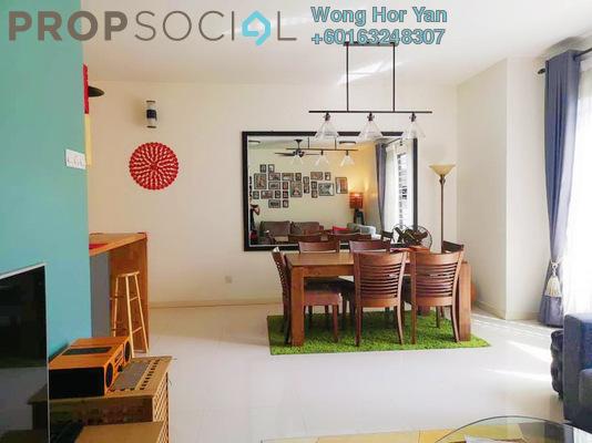 Condominium For Sale in Gembira Residen, Kuchai Lama Freehold Semi Furnished 3R/3B 778k