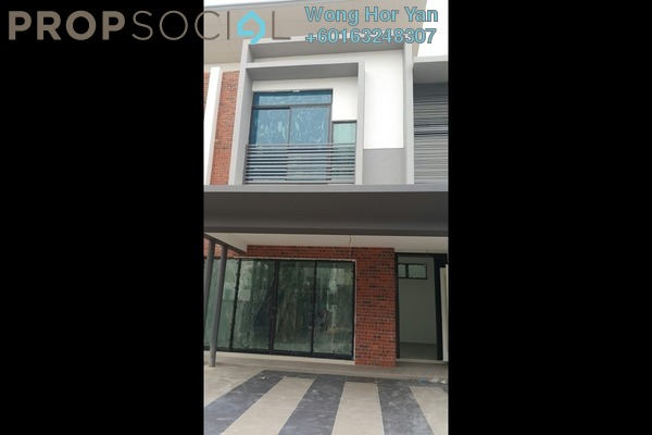 Terrace For Sale in PP 4, Taman Putra Prima Freehold Unfurnished 4R/3B 950k