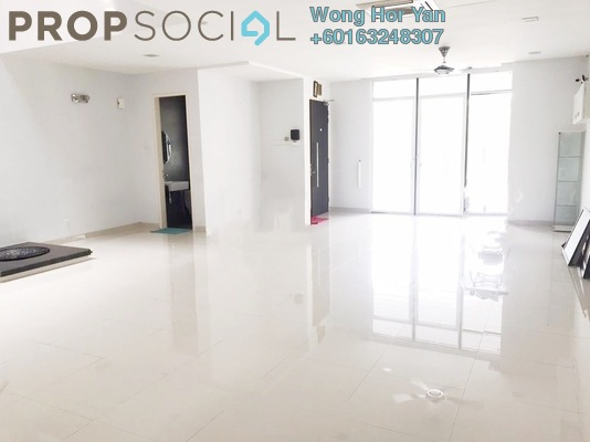 Superlink For Sale in Taman Alam Impian, Alam Impian Freehold Semi Furnished 4R/5B 980k