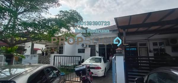Terrace For Sale in Topaz 3, Bandar Saujana Putra Freehold Unfurnished 4R/2B 350k