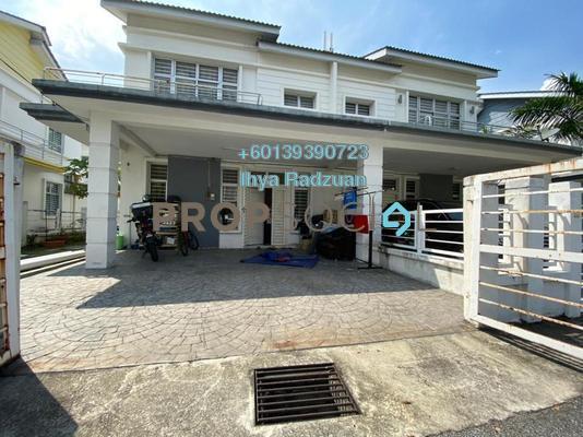 Semi-Detached For Sale in Topaz 3, Bandar Saujana Putra Freehold Unfurnished 4R/3B 499k