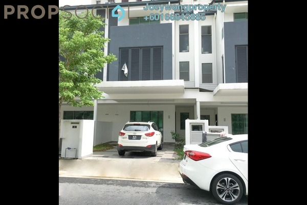 Terrace For Sale in Laman Bayu, Bukit Jalil Freehold Semi Furnished 5R/5B 1.21m