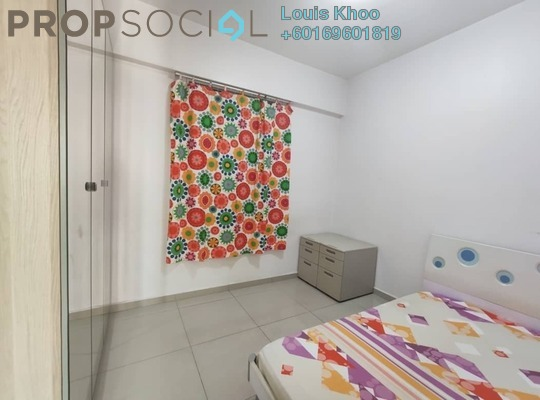 Condominium For Sale in The Zest, Bandar Kinrara Freehold Fully Furnished 3R/2B 500k
