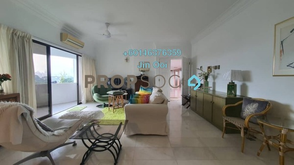 Condominium For Rent in Jamnah View, Damansara Heights Freehold Fully Furnished 3R/2B 4k