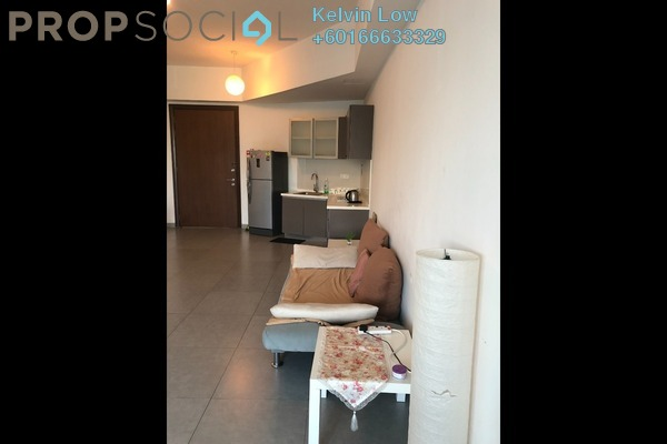 SoHo/Studio For Rent in Regalia @ Jalan Sultan Ismail, Kuala Lumpur Freehold Fully Furnished 0R/1B 1.8k