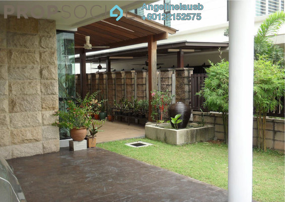 Semi-Detached For Sale in Pearl Villas, Petaling Jaya Freehold Fully Furnished 5R/4B 3.8m