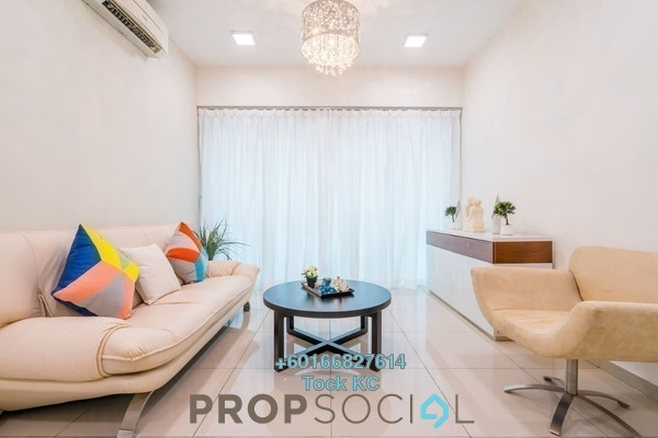 Condominium For Sale in The Zest, Bandar Kinrara Freehold Fully Furnished 3R/2B 506k