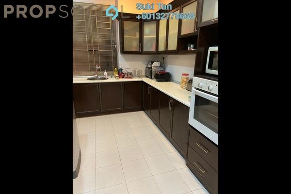 Condominium For Sale in Villa Angsana, Jalan Ipoh Freehold Semi Furnished 3R/4B 730k