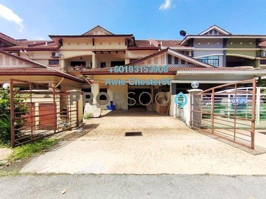 Terrace For Sale in Taman Subang Murni, Subang Freehold Unfurnished 4R/3B 630k