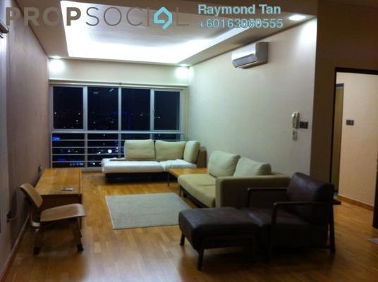 Condominium For Rent in Metropolitan Square, Damansara Perdana Freehold Fully Furnished 3R/2B 1.95k