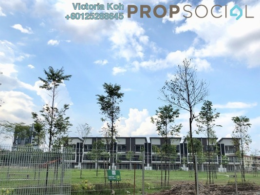 Terrace For Sale in Park Residency, Cheras South Leasehold Unfurnished 4R/4B 922k
