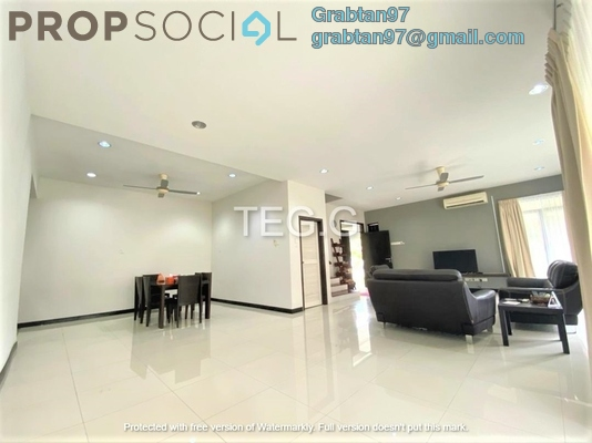Semi-Detached For Sale in Glenmarie Cove, Port Klang Freehold Semi Furnished 4R/4B 1.1m