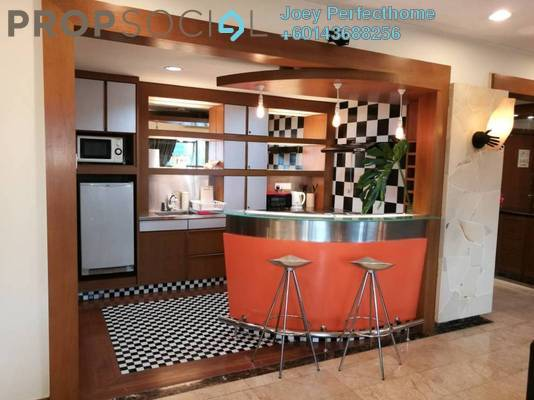 Condominium For Sale in Crown Regency, KLCC Freehold Fully Furnished 3R/3B 1.24m