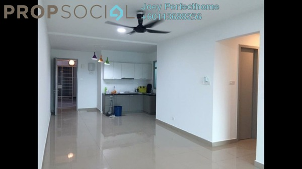 Condominium For Sale in Kiara Residence 2, Bukit Jalil Freehold Semi Furnished 4R/3B 720k