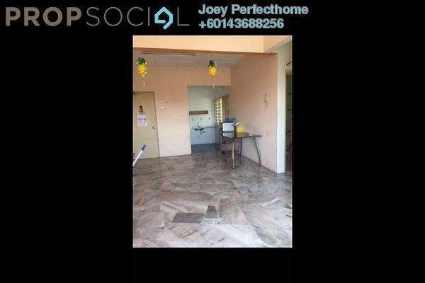 Condominium For Sale in Sri Penaga Apartment, Pusat Bandar Puchong Freehold Semi Furnished 3R/2B 250k
