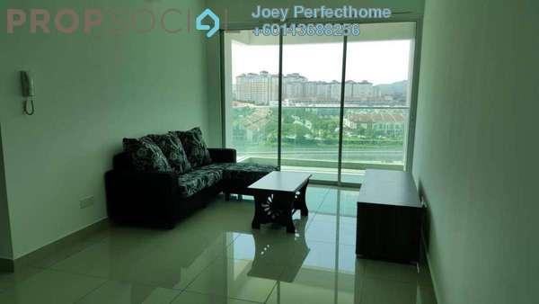 Condominium For Sale in Kiara Residence 2, Bukit Jalil Freehold Semi Furnished 3R/2B 591k