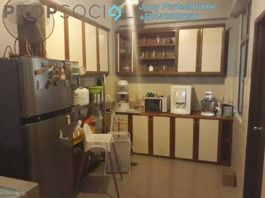 Condominium For Sale in Impian Heights, Bandar Puchong Jaya Freehold Semi Furnished 3R/2B 389k
