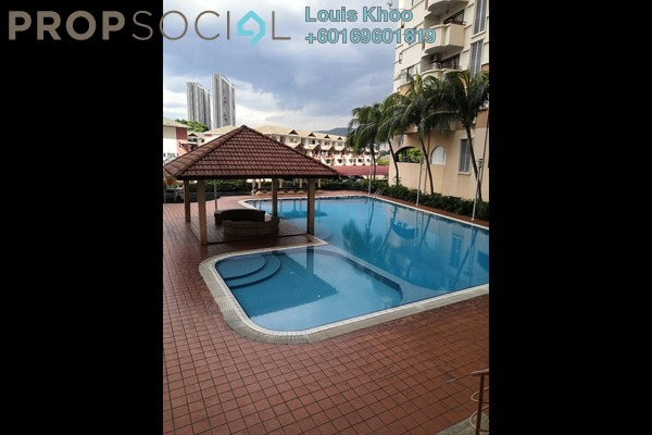 Condominium For Rent in Astaka Heights, Pandan Perdana Freehold Unfurnished 3R/2B 1.2k
