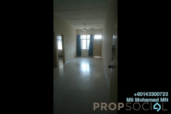 Apartment For Sale in Mahsuri Apartment, Setiawangsa Freehold Unfurnished 3R/2B 360k