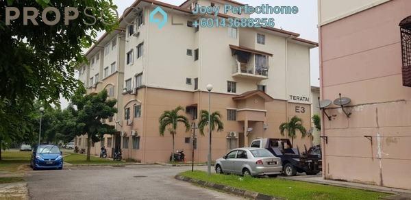 Apartment For Sale in Taman Sutera, Kajang Freehold Unfurnished 3R/2B 218k