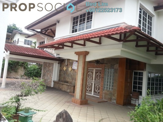 Bungalow For Sale in Taman Desa Seputeh, Seputeh Freehold Unfurnished 6R/4B 2.4m