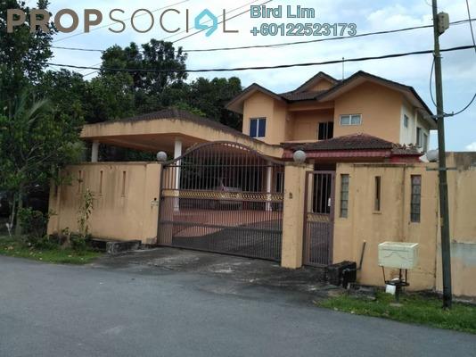Terrace For Sale in Taman Sri Minang, Kajang Freehold Unfurnished 5R/3B 948k