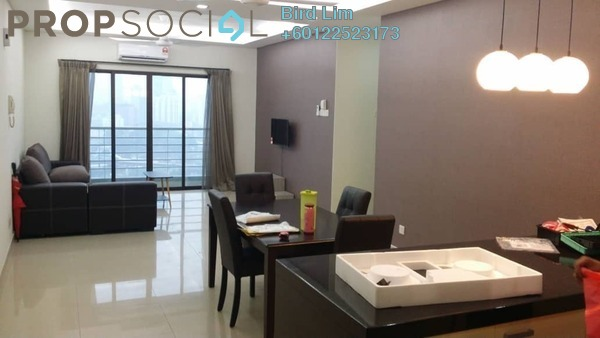 Condominium For Rent in Saville Residence, Old Klang Road Freehold Fully Furnished 3R/2B 2.58k