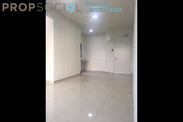 Condominium For Sale in Berlian Residence @ Setapak, Kuala Lumpur Freehold Semi Furnished 3R/2B 520k