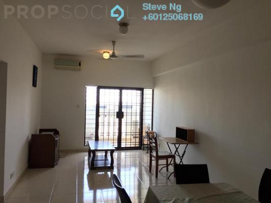 Condominium For Rent in Koi Legian, Bandar Puchong Jaya Freehold Semi Furnished 3R/2B 1.2k