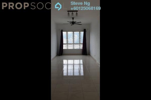 Condominium For Rent in Banjaria Court, Batu Caves Freehold Unfurnished 3R/2B 1.2k