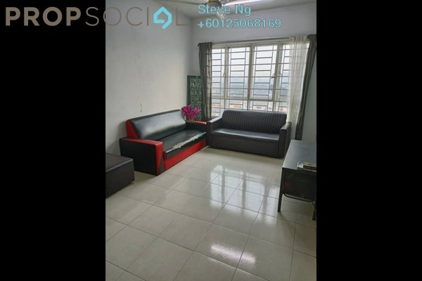 Condominium For Rent in Banjaria Court, Batu Caves Freehold Fully Furnished 3R/2B 1.4k